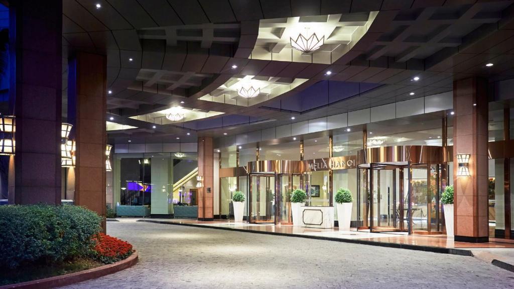 Hanoi Melia hotel