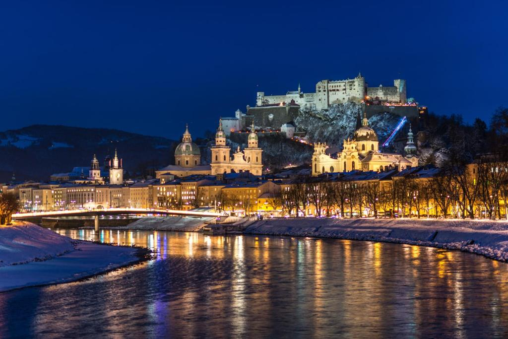 Hotel Lilienhof Salzburg Austria Booking Com