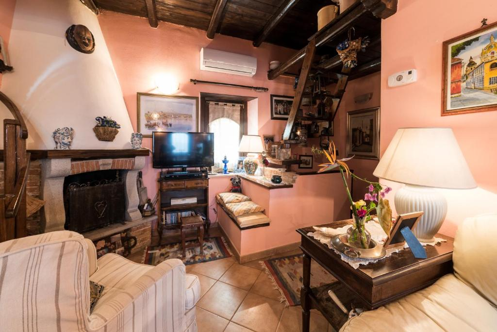 Bed And Breakfast La Bouganville Forza D'agro Italy