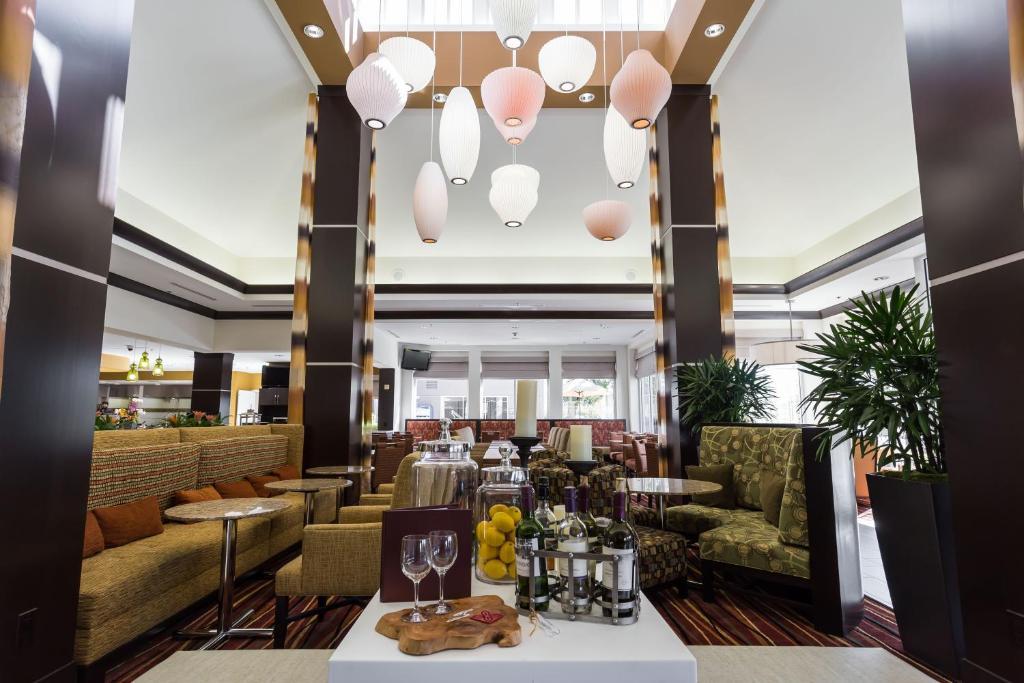 Hotel Hilton Garden San Mateo Ca Booking Com