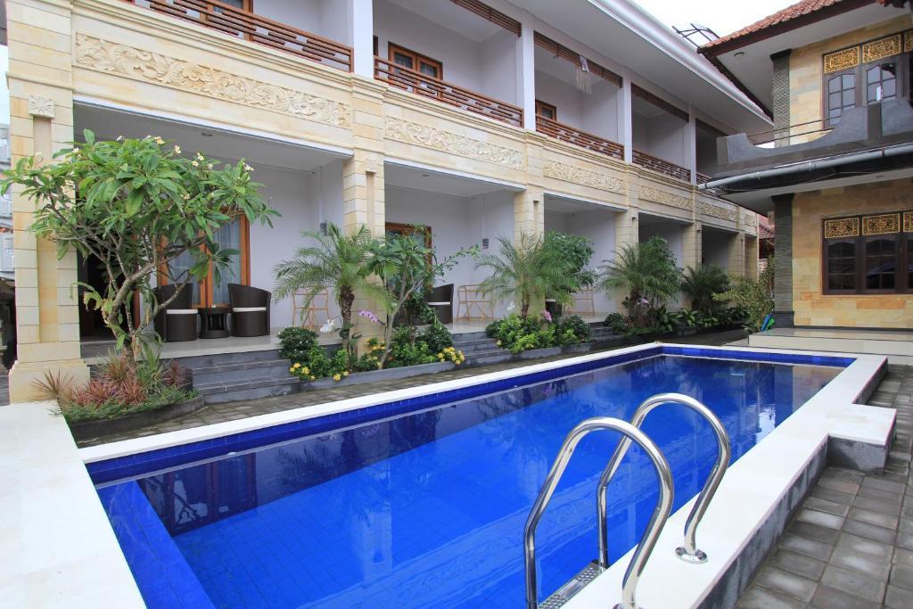The swimming pool at or near The Kutaya