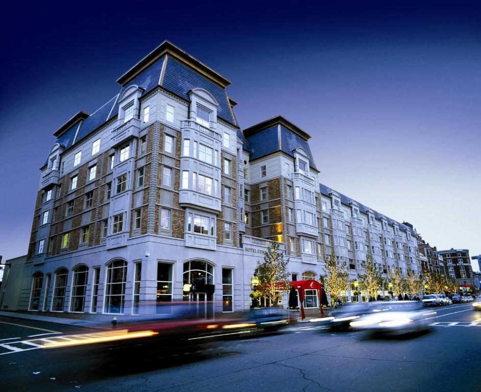 Hotels In Boston >> Boston Hotel Commonwealth Ma Booking Com