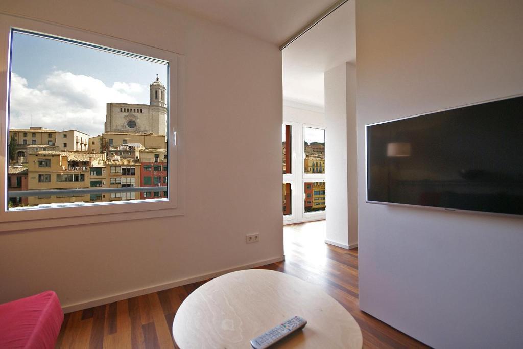 TV o dispositivi per l'intrattenimento presso Flateli Canalejas