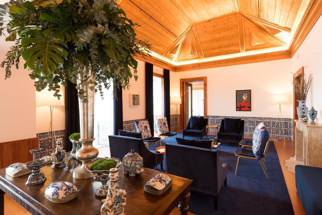 افضل فنادق لشبونة بالاسيو دو غوفيرنادور