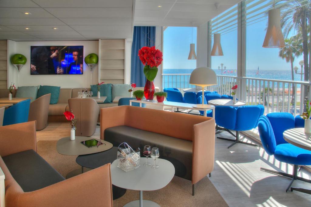 Hotel Mercure Nice Promenade Des Anglais France Booking Com