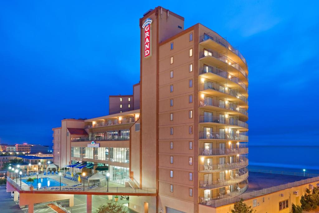 Hotels In Ocean City Md >> Grand Hotel Ocean City Md Booking Com