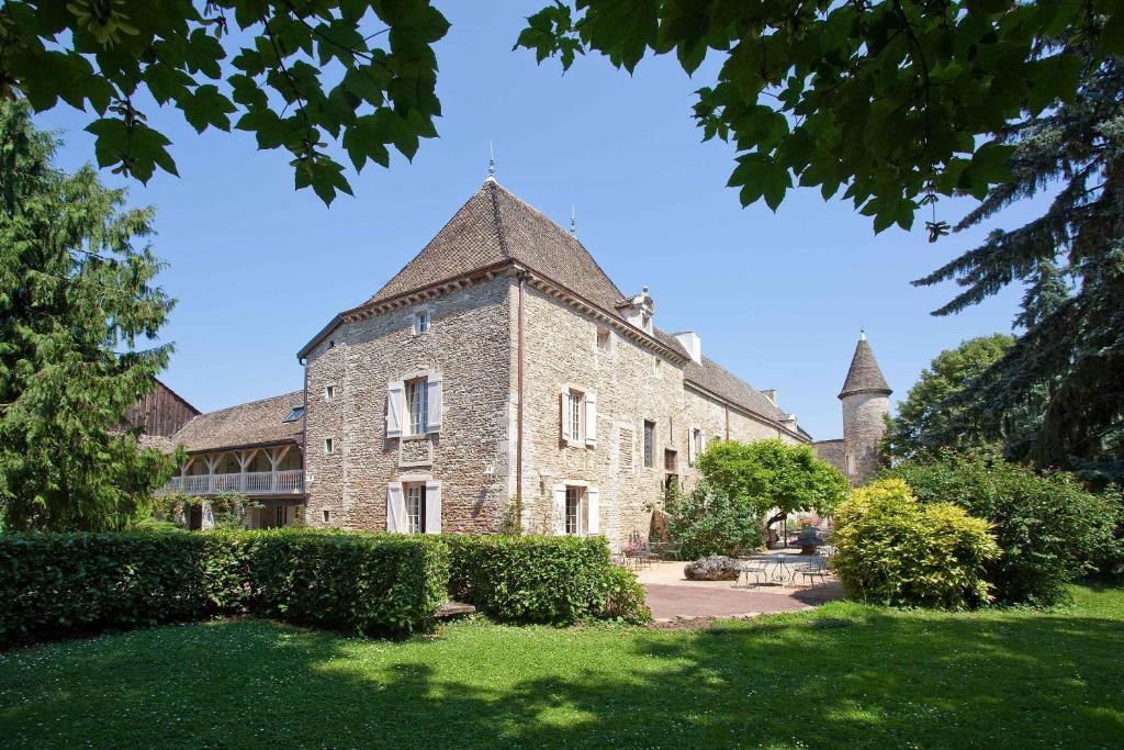 Hotel Chateau De Fleurville Spa Les C France Booking Com