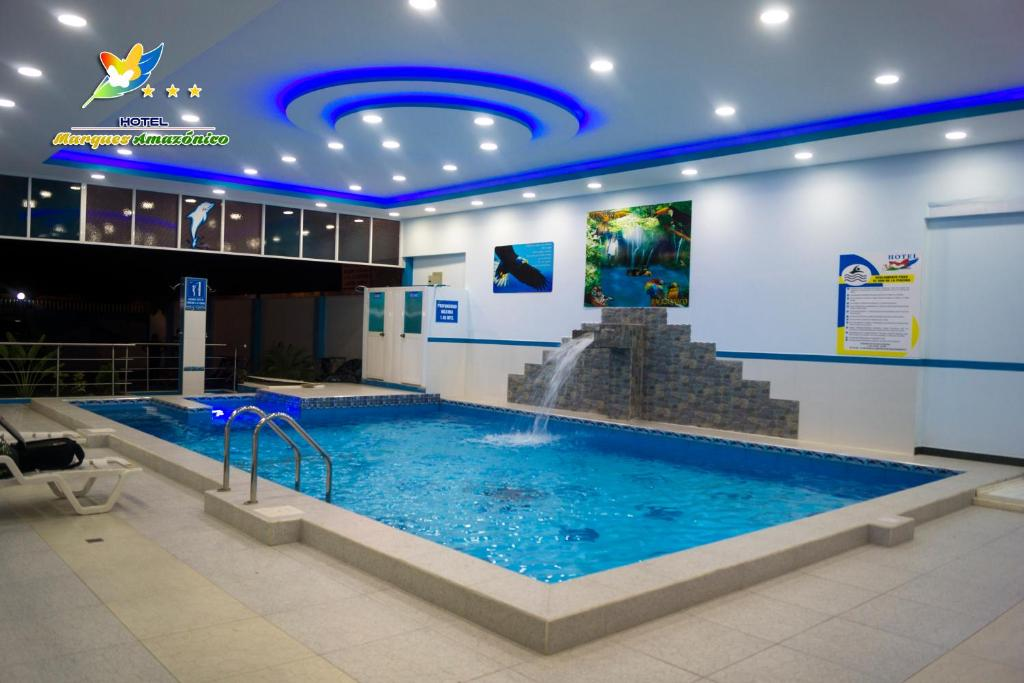 Hotel Marques Amazonico (Ecuador Nueva Loja) - Booking.com