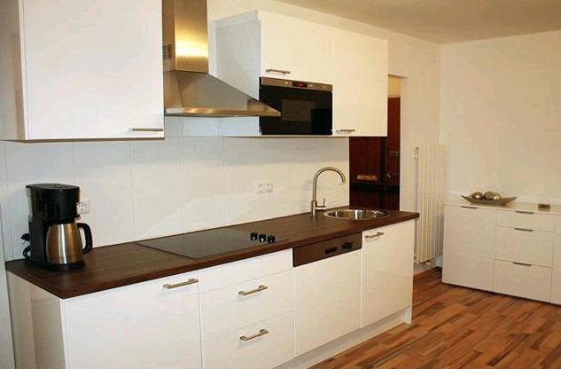 Cucina o angolo cottura di Traditional Apartments Vienna