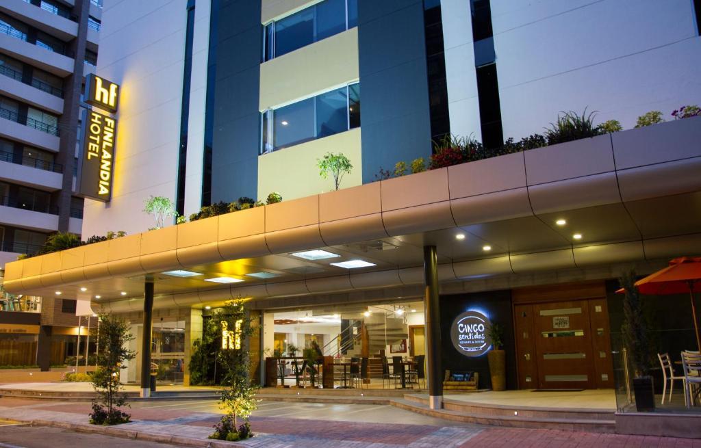 Hotel Finlandia (Ecuador Quito) - Booking.com