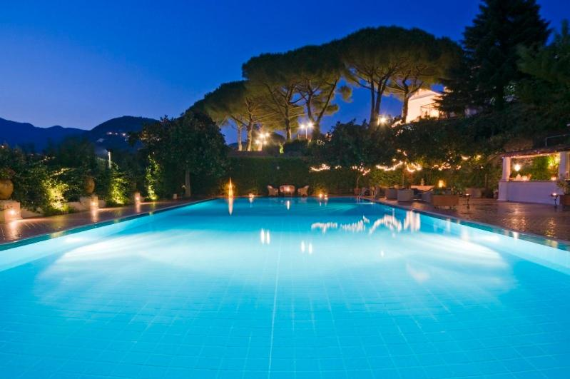 The swimming pool at or near Hotel Giordano
