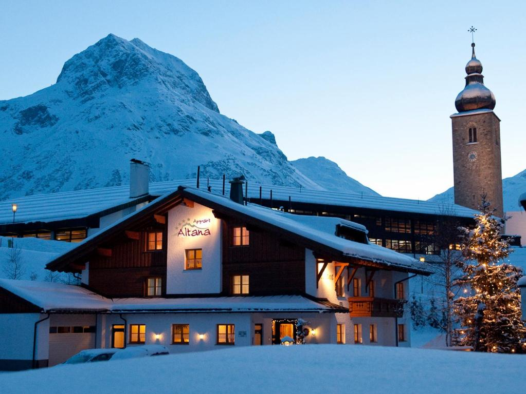 Appart Altana Lech Am Arlberg 2020 Legfrissebb Arai