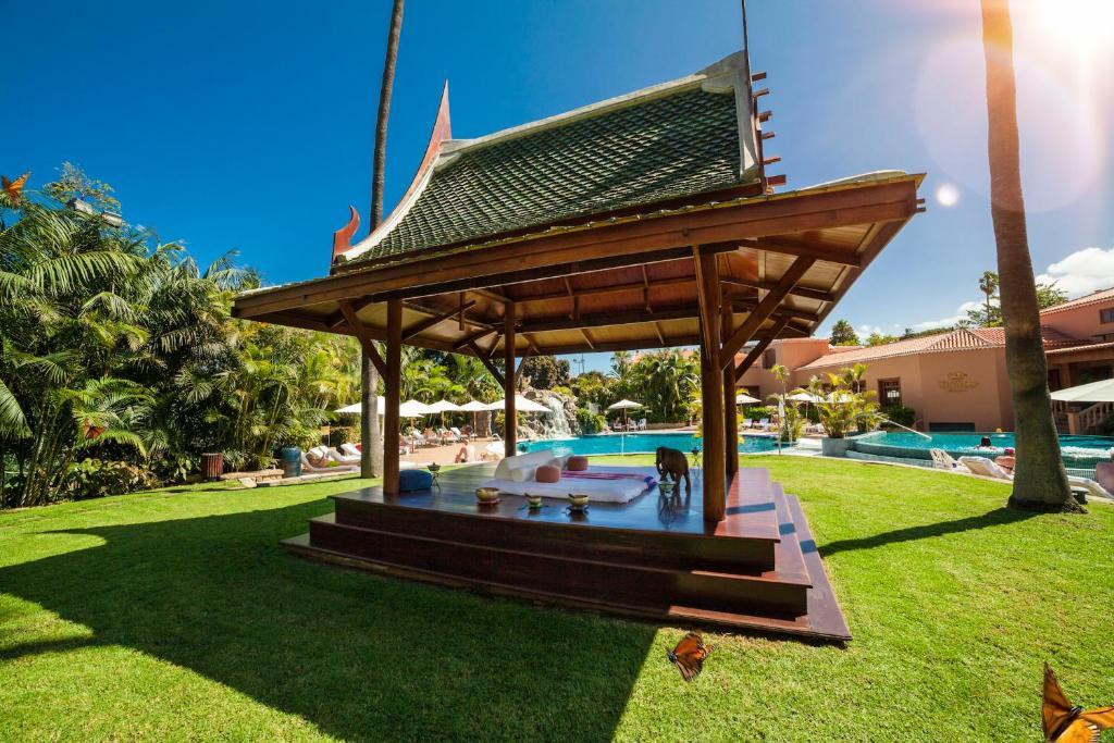 Hotel Botanico y Oriental Spa Garden, Puerto de la Cruz ...