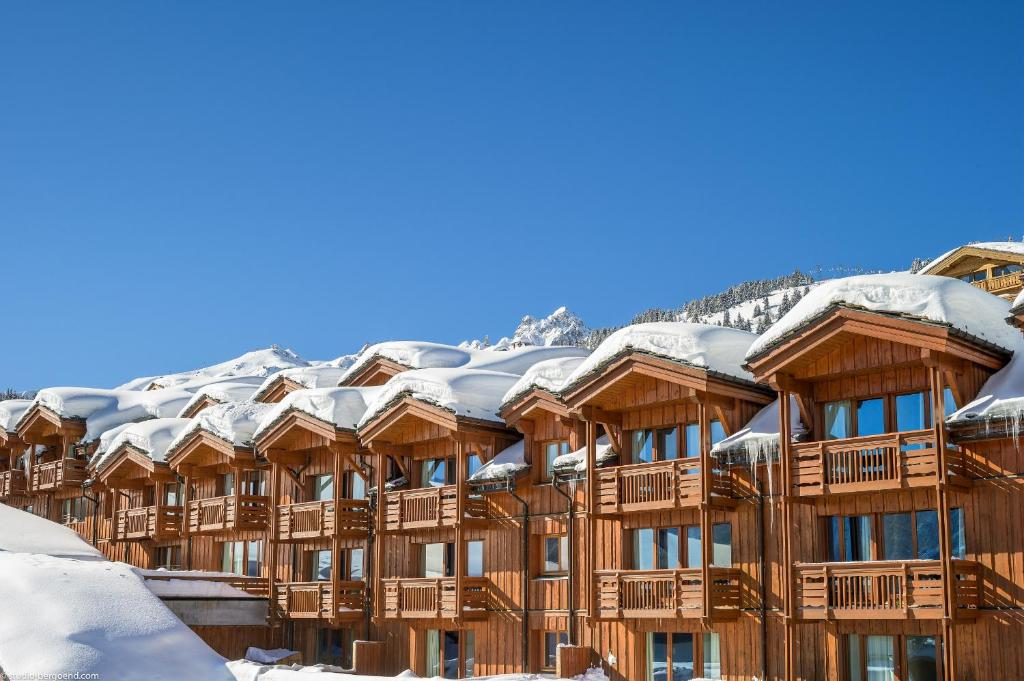 Image result for Les Chalets du Forum, French Alps""