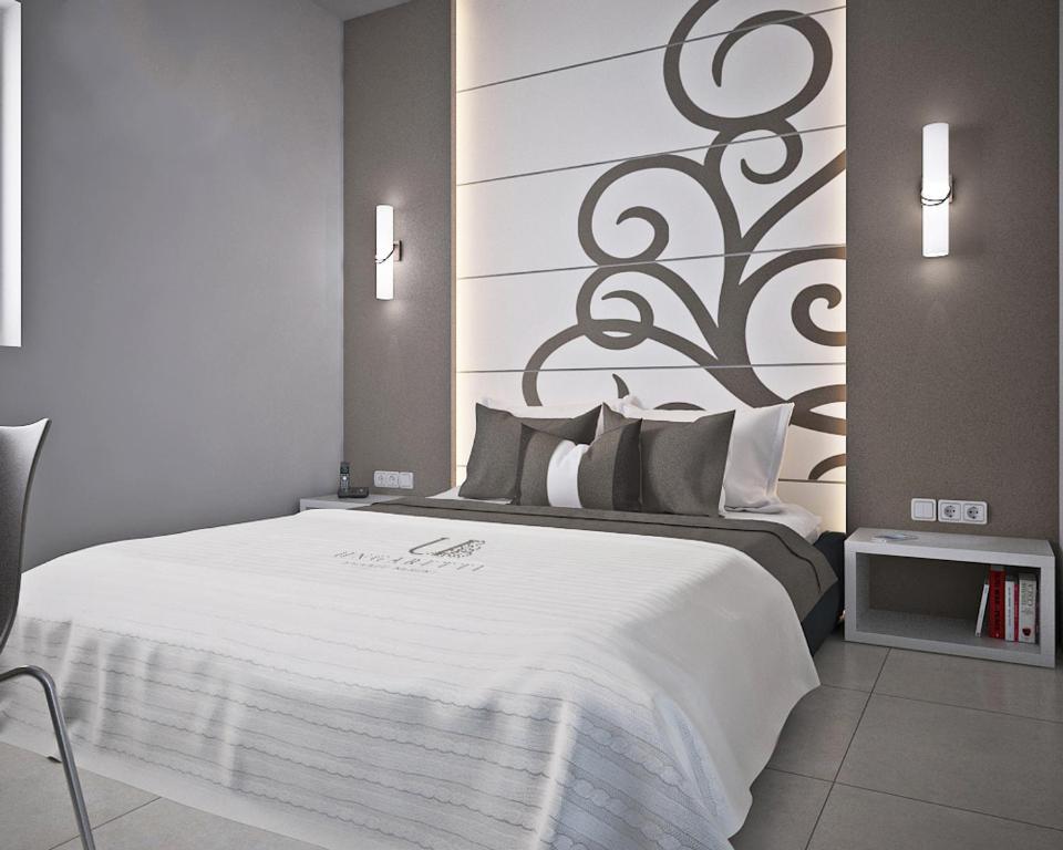Letto o letti in una camera di Ungaretti Resort