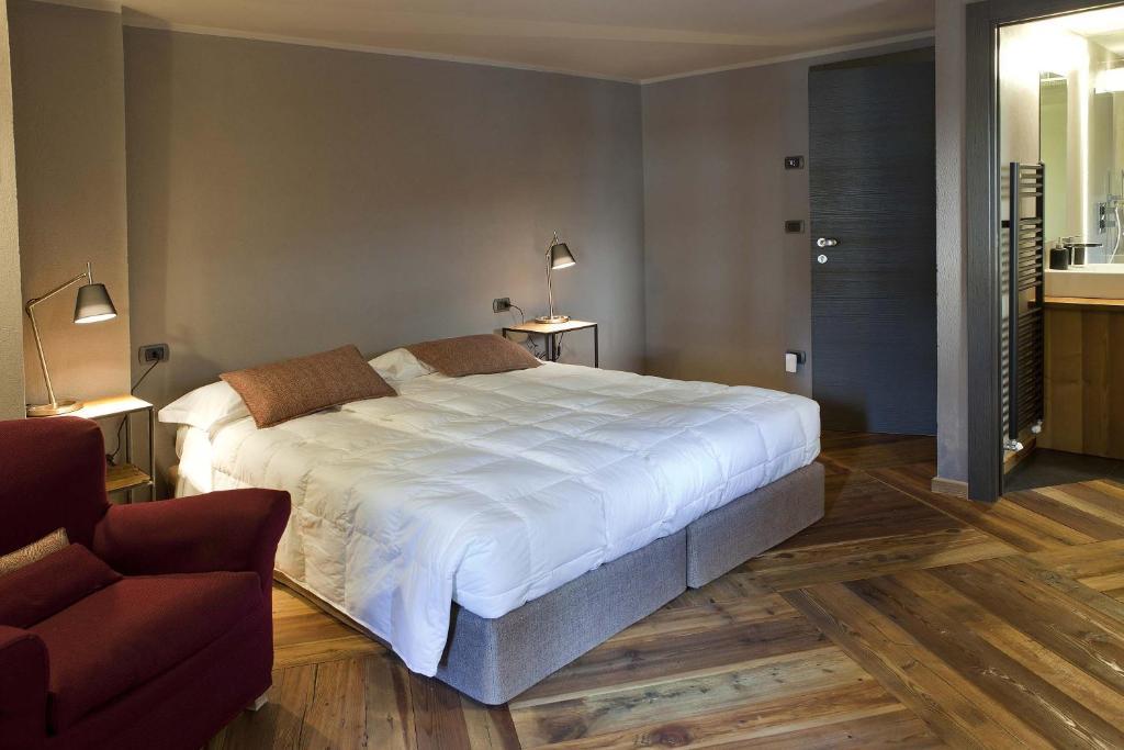 Materassi Aosta.Guesthouse Mu Aosta Italy Booking Com