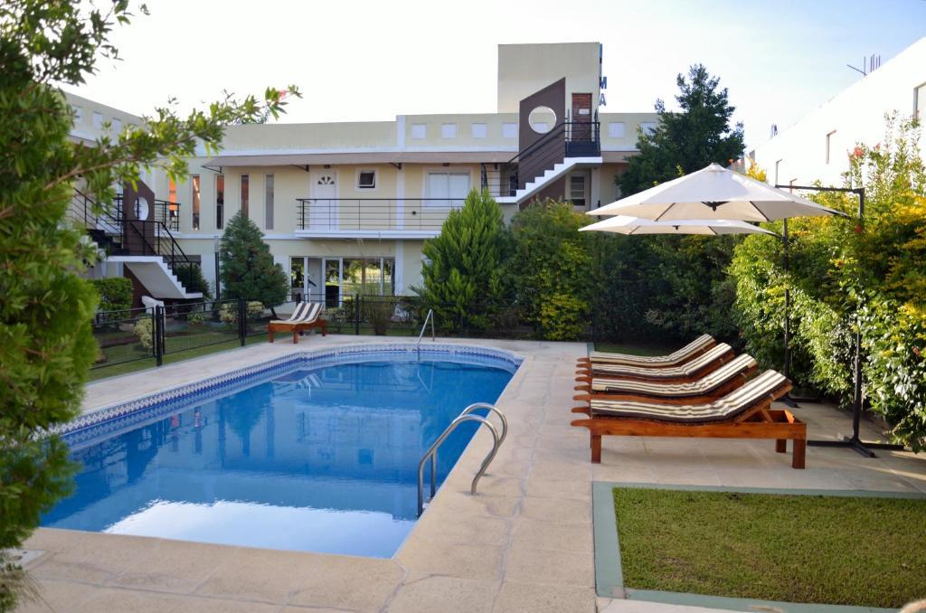 Mediterraneo Apart Hotel (Argentina Federación) - Booking.com