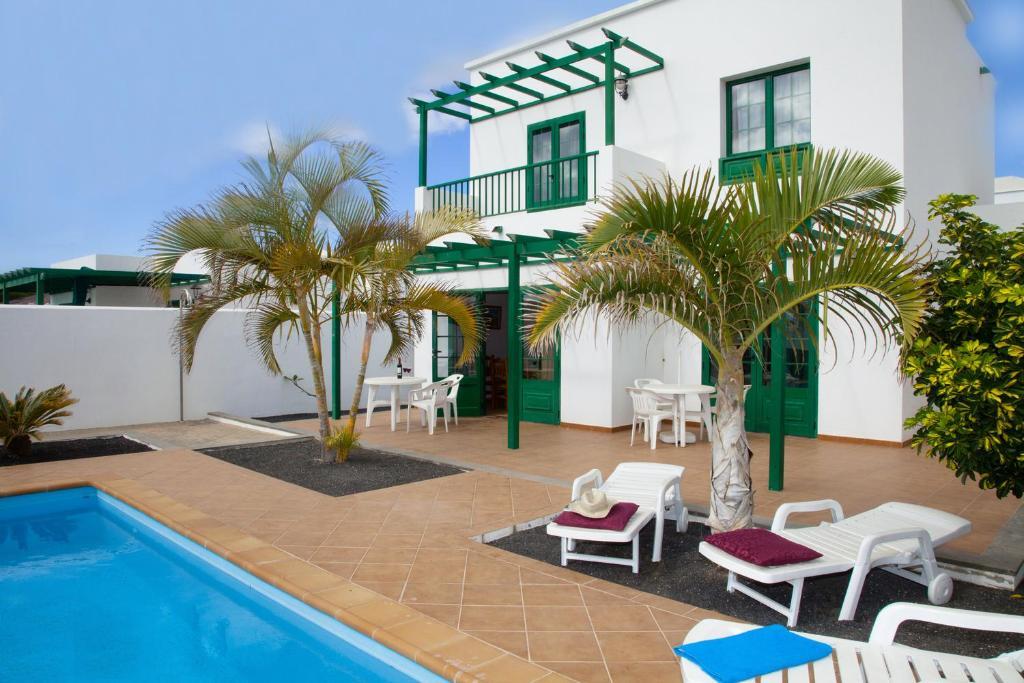 Villas Costa Papagayo (Spanje Playa Blanca) - Booking.com