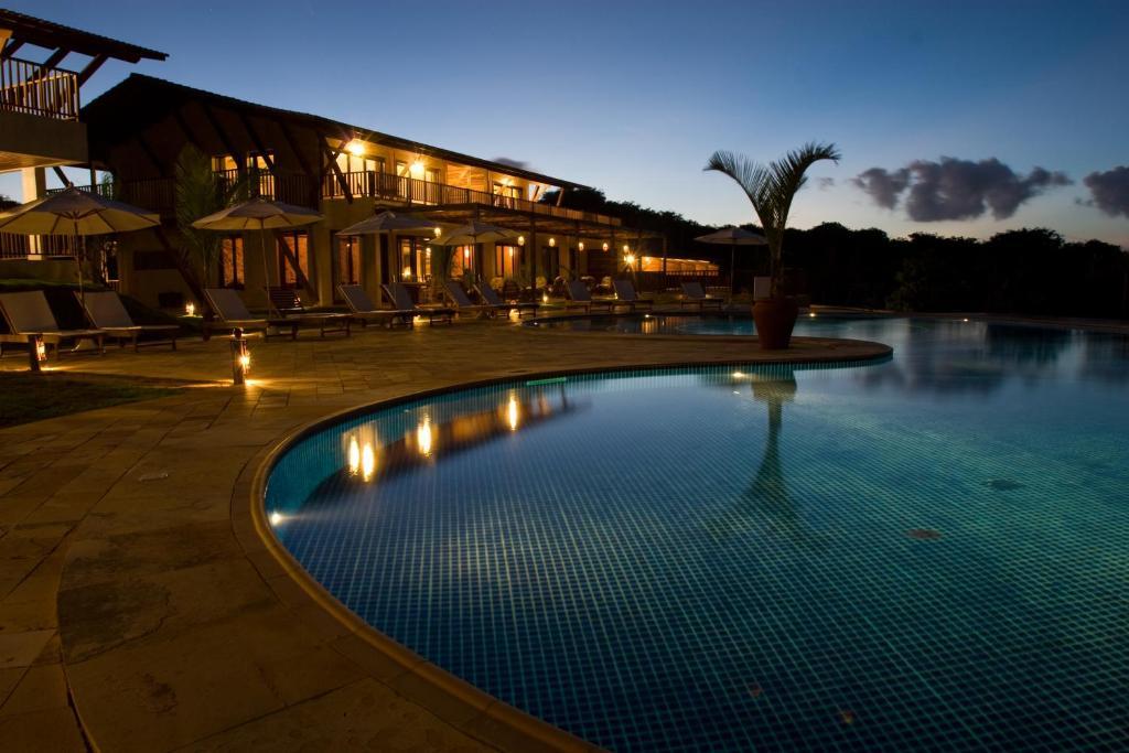 A piscina localizada em Oka Da Mata ou nos arredores