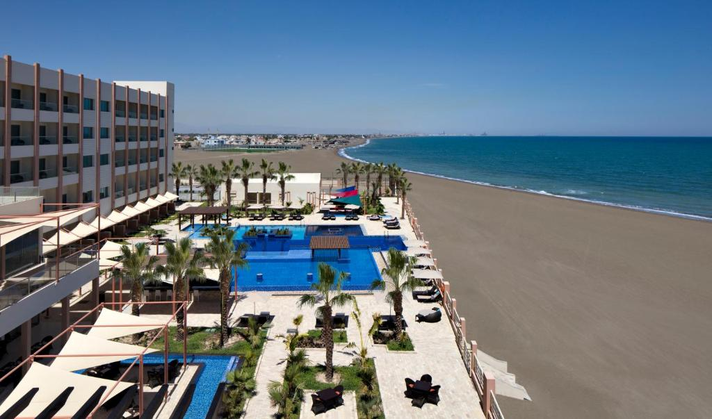 A bird's-eye view of Radisson Blu Hotel Sohar
