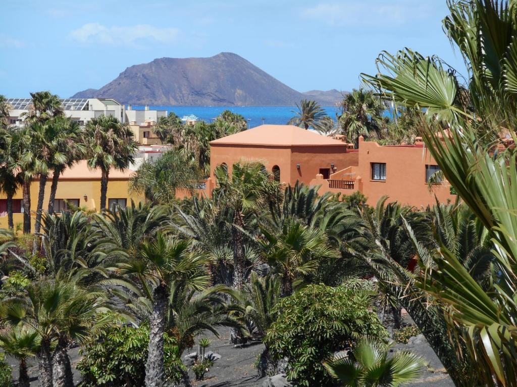 Een algemene foto van de bergen of uitzicht op de bergen vanuit het appartement