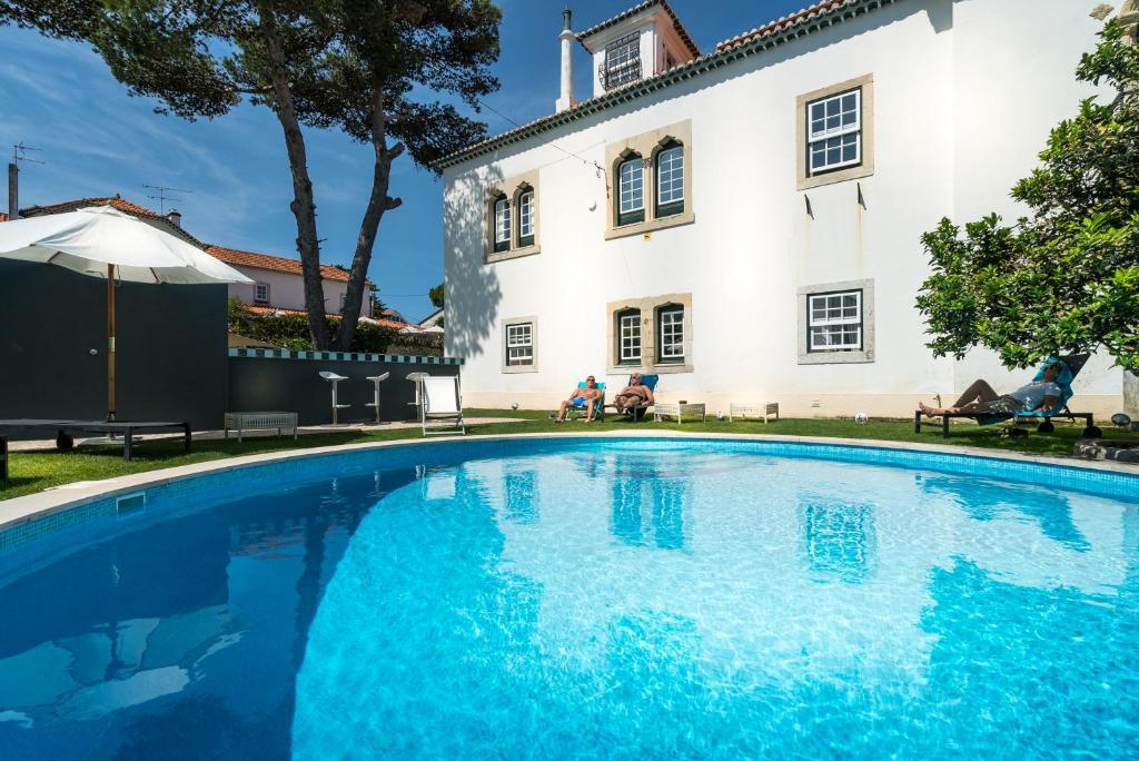 A piscina localizada em Villa Vasco da Gama ou nos arredores