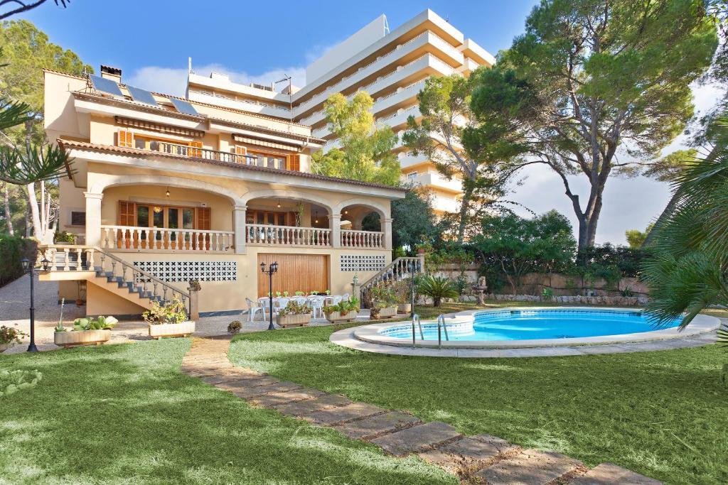 Villa Tossals (Spanje Palma de Mallorca) - Booking.com