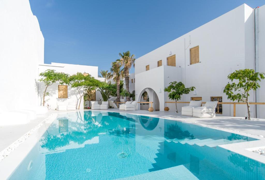Hotel Santorini Crystal Blue Boutique Kamari Greece