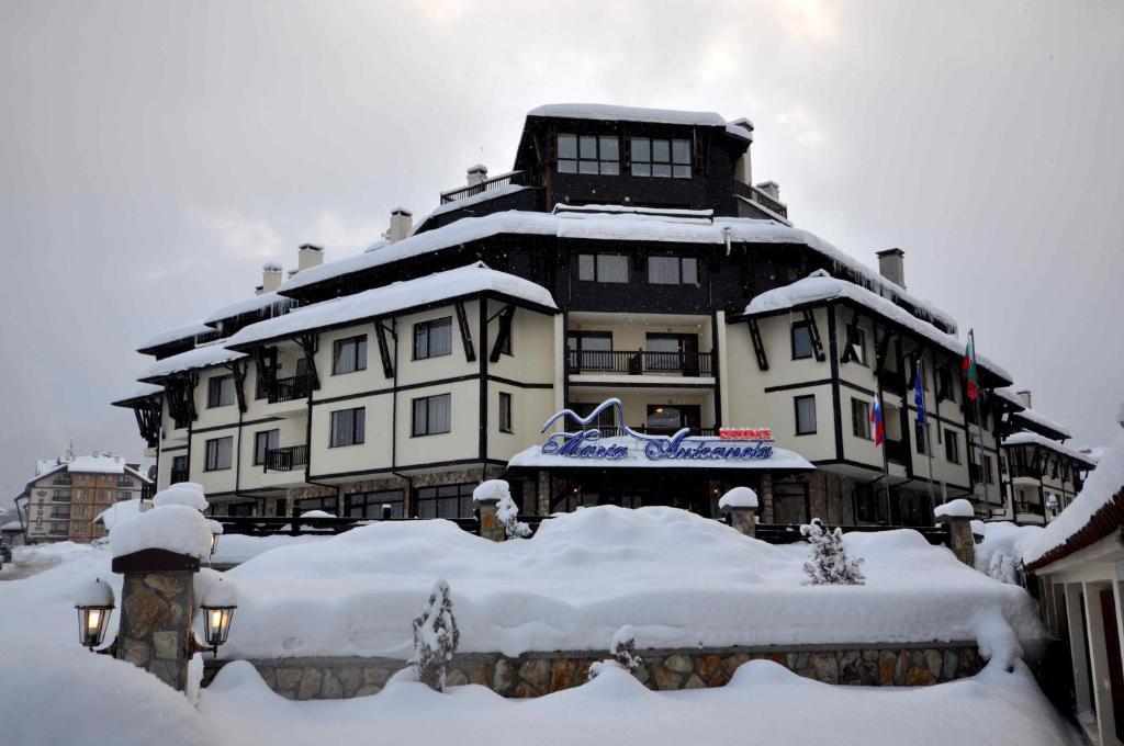 Лучшие горнолыжные отели Банско! Отдых в Болгарии!