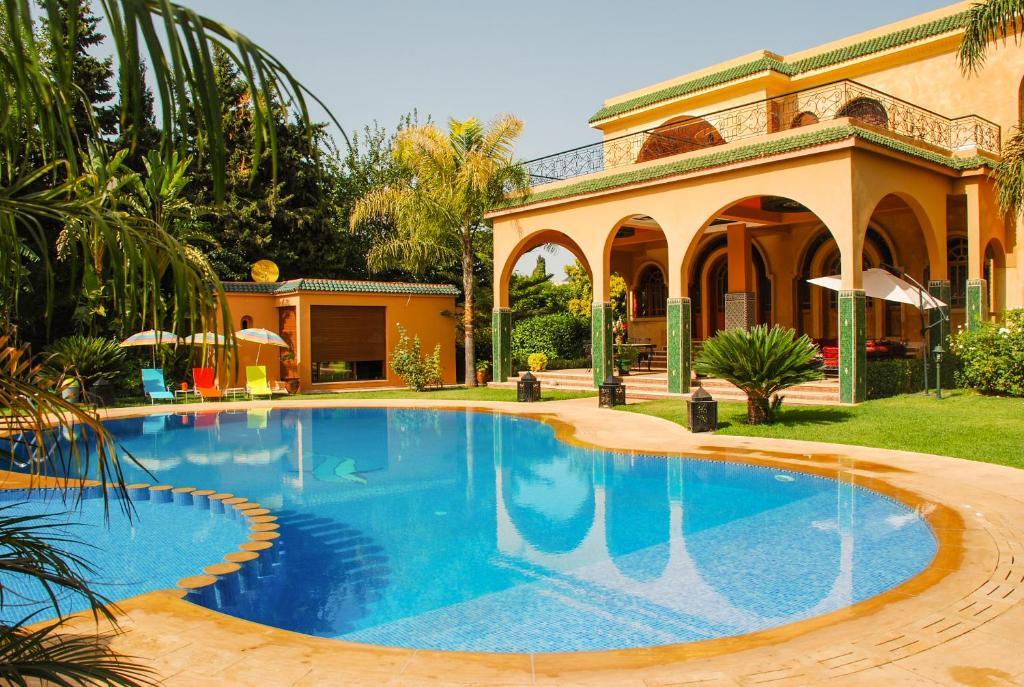 Piscina di Riad Noumidya o nelle vicinanze