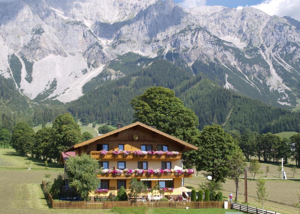 Lngdskidkning Ramsau am Dachstein - BERGFEX