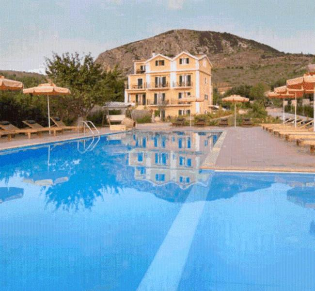 Бассейн в Villa Dei Sogni или поблизости