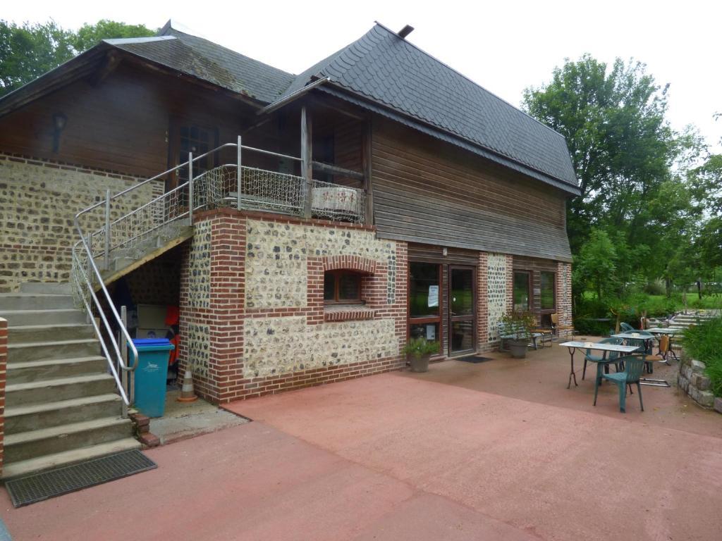 Bâtiment de the country house