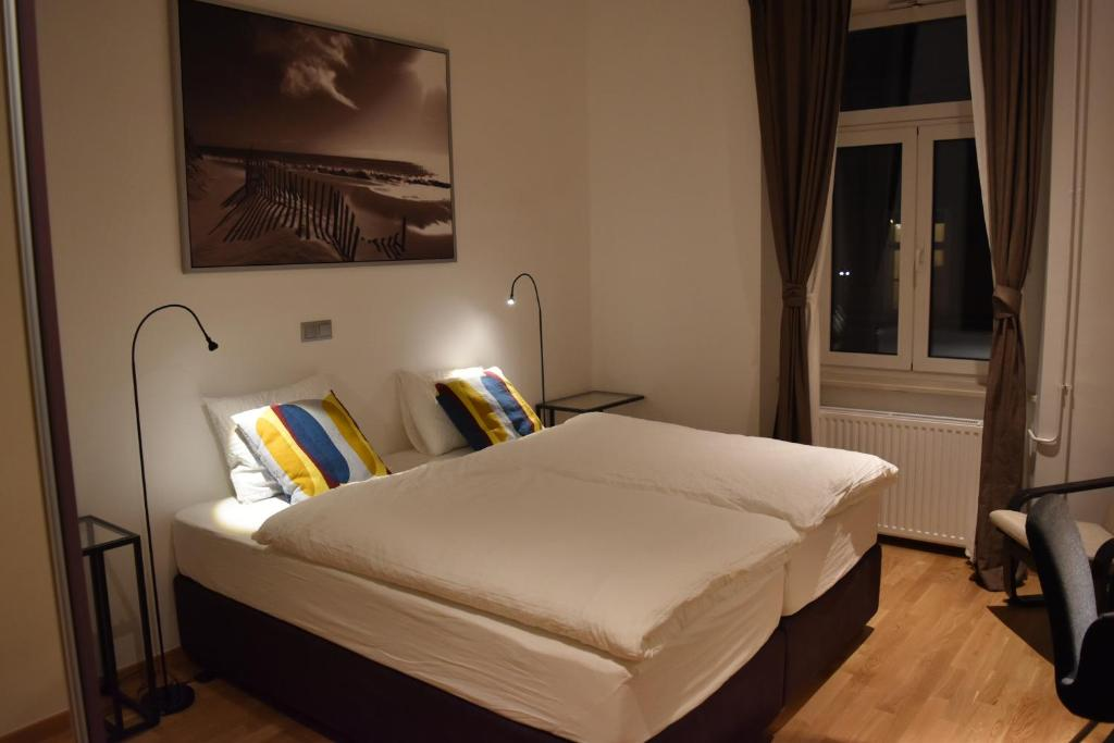 A room at B&B Cool Centre Zagreb