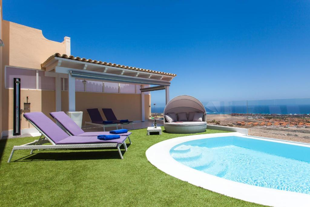 Villa Suite Golf Caleta Abril, Caleta De Fuste, Spain ...
