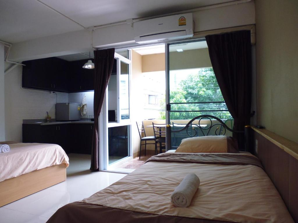 A room at 24 Guest House