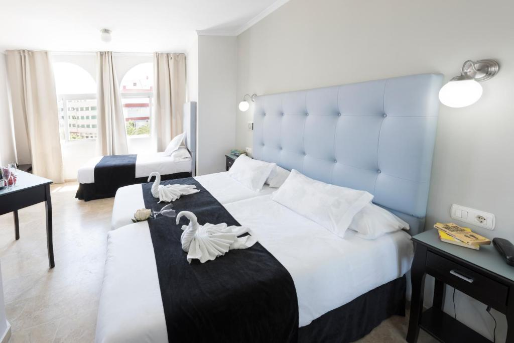 A room at Hotel Toboso Chaparil