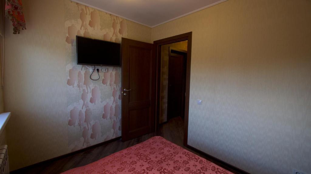 Телевизор и/или развлекательный центр в Razdolie Liubiatino