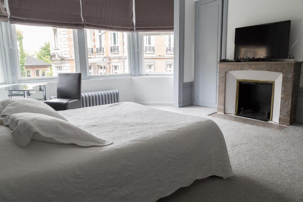 Chambres d'Hôtes - La Demeure D'Eirene