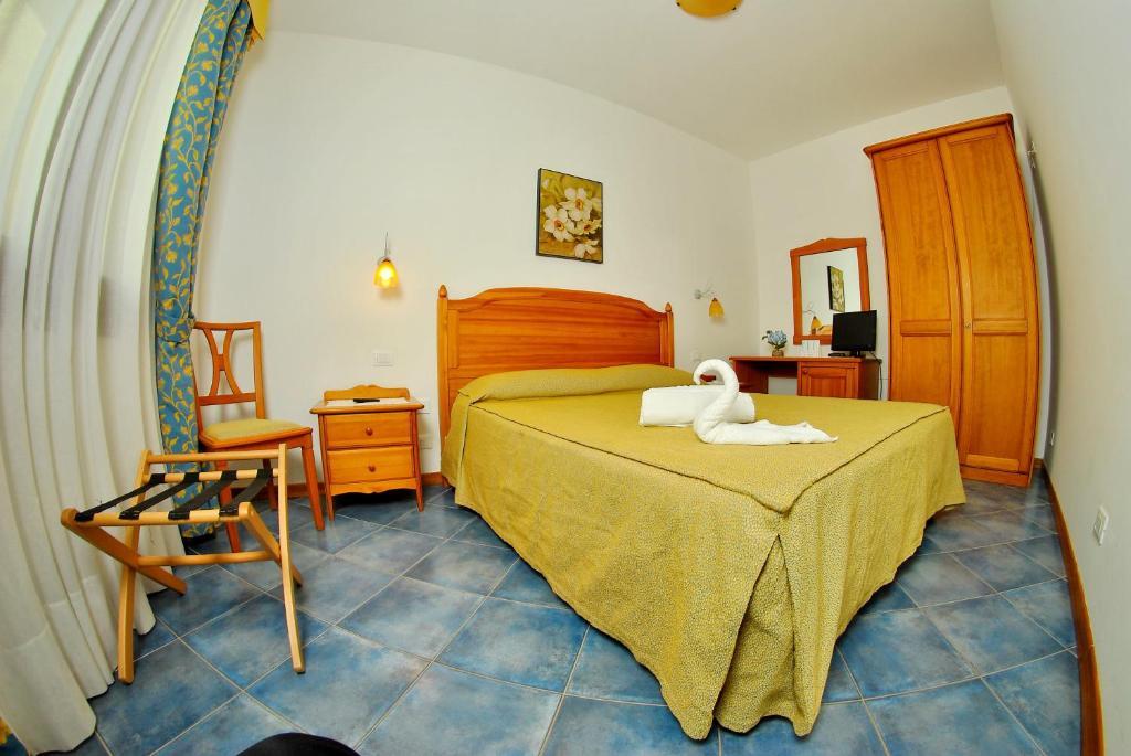 A room at La Meridiana