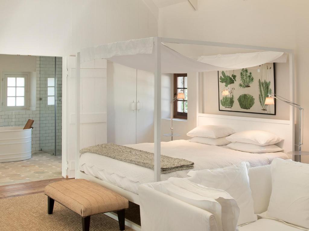A room at Babylonstoren