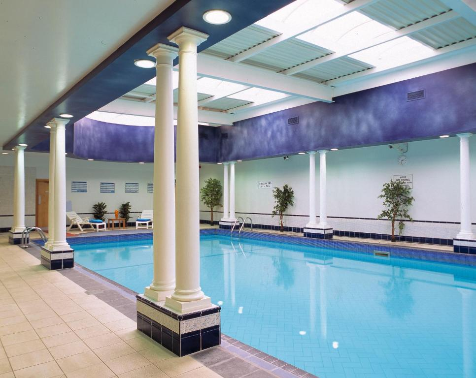 The swimming pool at or near Brandon Hotel Conference & Leisure Centre