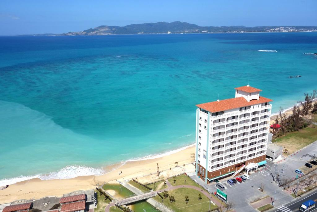 A bird's-eye view of Best Western Okinawa Kouki Beach