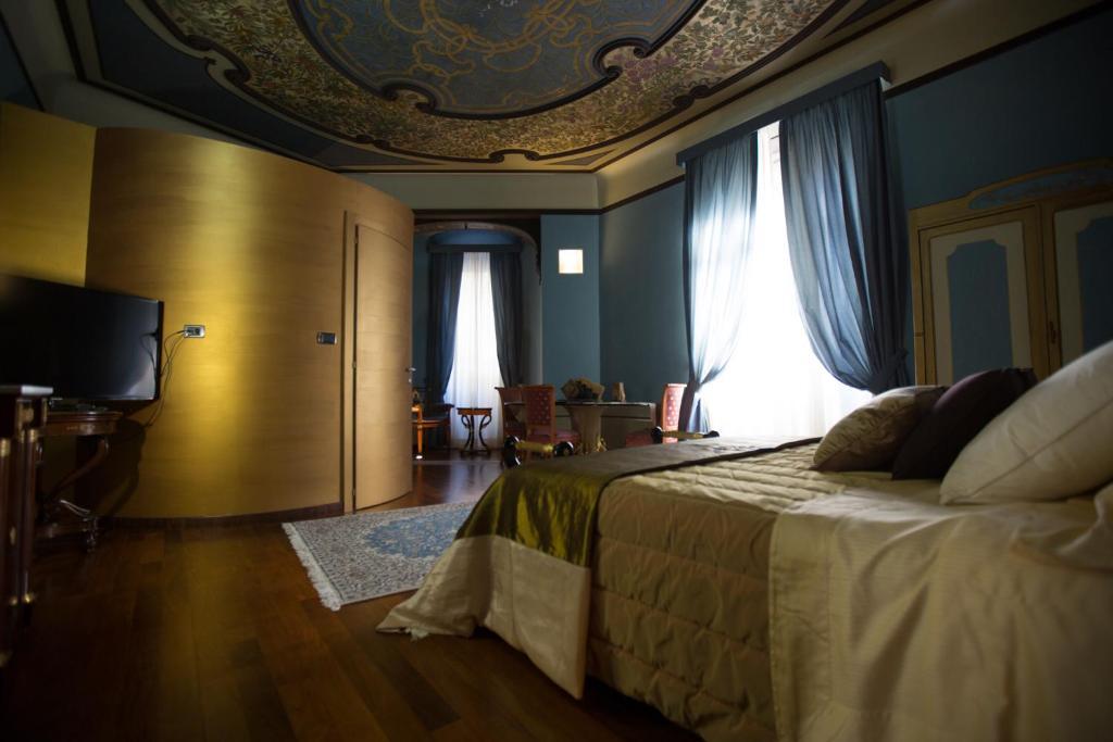 Een kamer bij Hotel Dei Pittori
