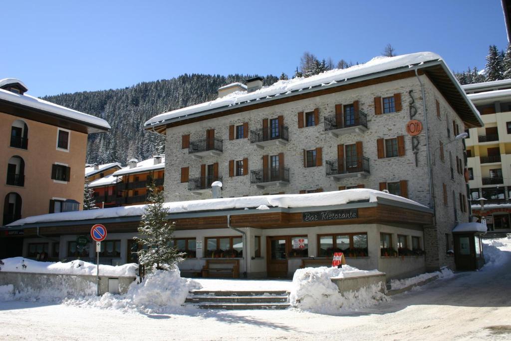 Hotel Sport a l'hivern