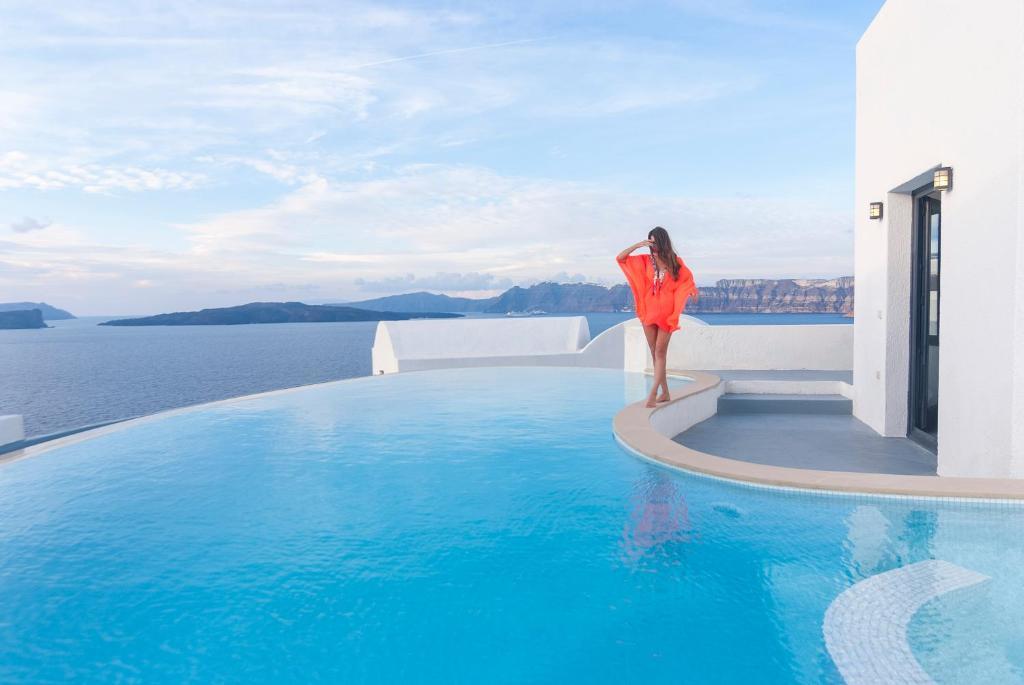 Hotel Ambassador Santorini Akrotiri Greece Booking Com