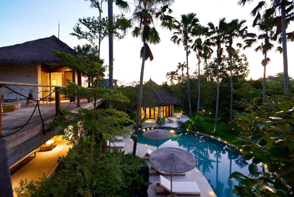 A view of the pool at Planta Luxury Boutique Resort or nearby