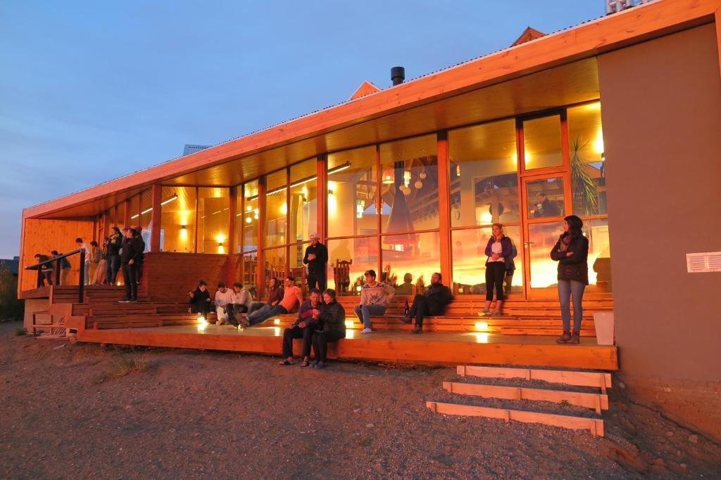 Gostje med bivanjem v nastanitvi America Del Sur Calafate Hostel