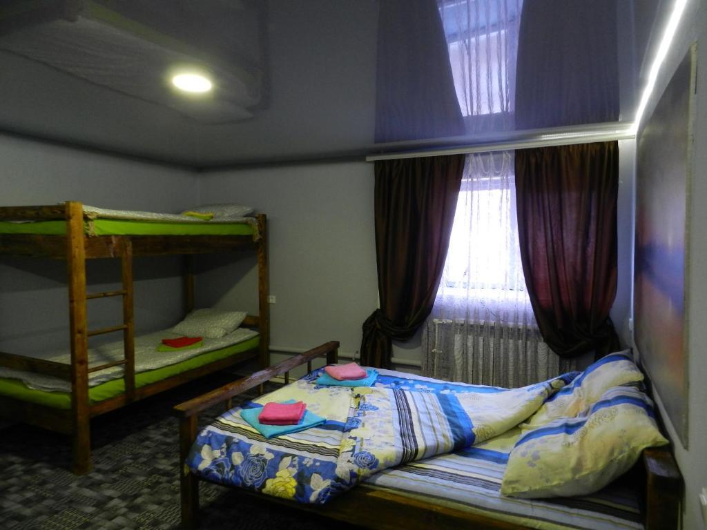 A room at Hostel Uralskie Gori