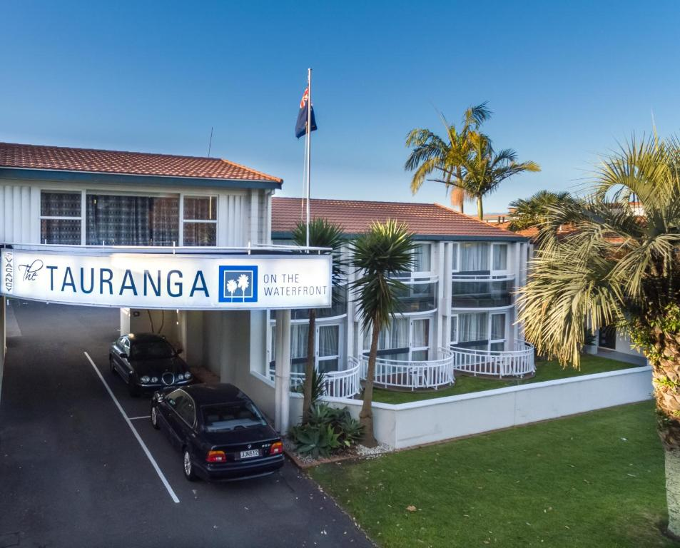 The Tauranga on the Waterfront Luxury Accommodation